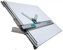Доска чертежная Hebel Profi Plus формат А2 (600 х 700 х 30 мм)