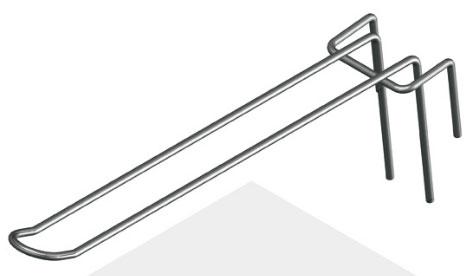 Крючок язычковый 175 мм