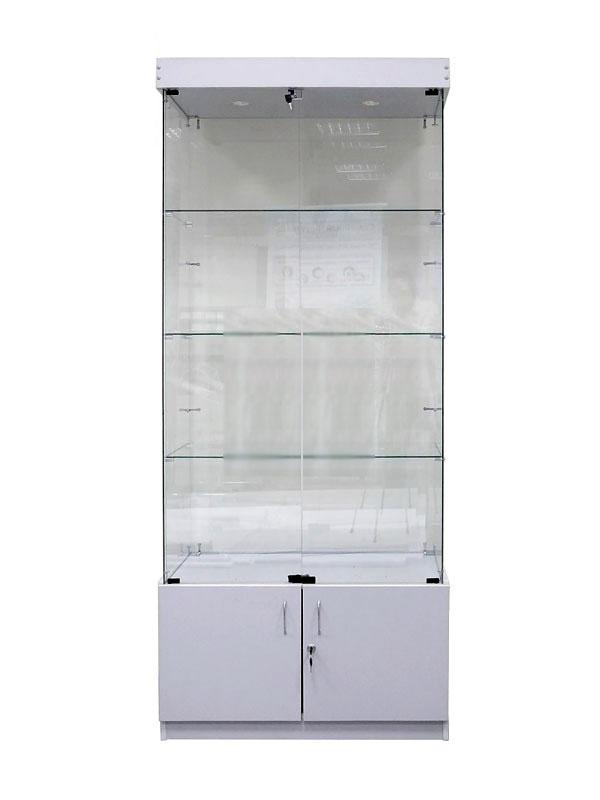 Торговая витрина стеклянная