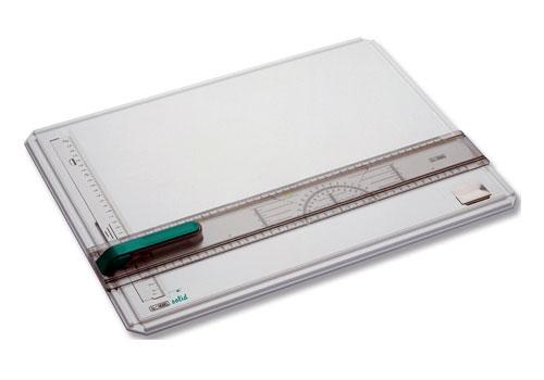 Чертежная доска Hebel 402 Solid формат А3 (495 х 373 х 21 мм)