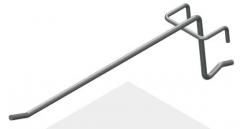 Крючок штыревой 175 мм с зацепом
