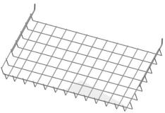 Полка наклонная ПФ-625