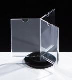 Роллер для полиграфических вставок размером 105х75 мм