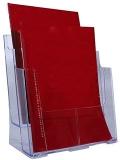 Буклетница настольная на 2 кармана формата А4