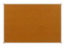 Доска пробковая в алюминиевой рамке Attache 60х90 см