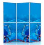Стенд Fold-Up стенд типа А 3х2