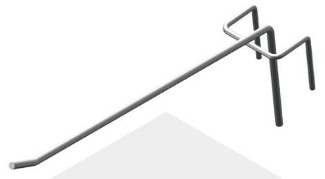 Крючок штыревой 175 мм