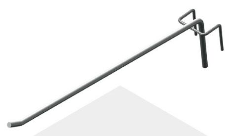 Крючок штыревой 275 мм