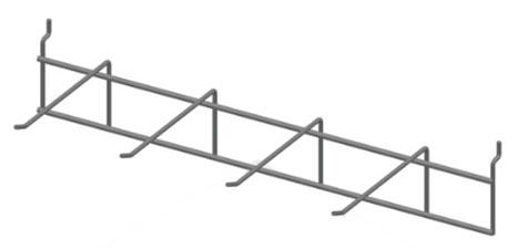 Гребенка 4-штыревая ПФ-425