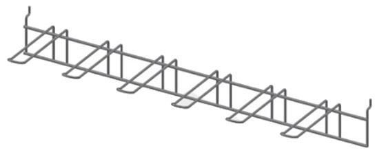 Гребенка 6-язычковая ПФ-625