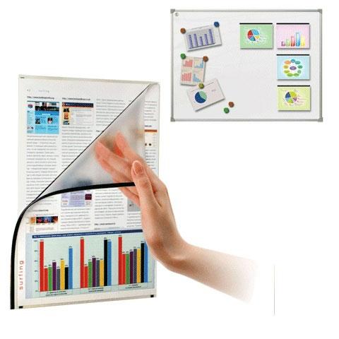 Магнитные папки-уголоки BOARDSYS для досок, комплект 5 шт., формат А4, 220x300 мм